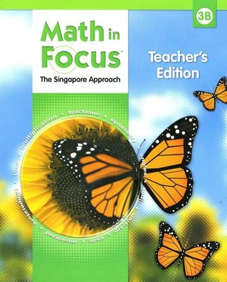 Math in Focus: The Singapore Approach Grade 3 Second Semester Homeschool Package  -