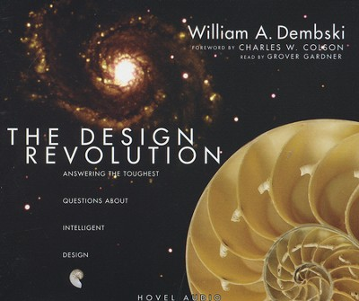 The Design Revolution - Audiobook on CD   -     Narrated By: Grover Gardner     By: William A. Dembski