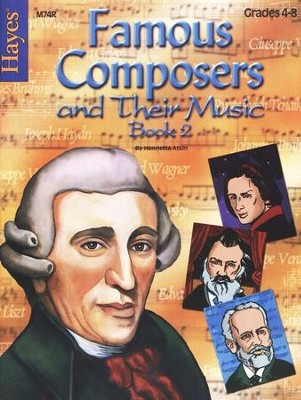 Famous Composers and Their Music Book 2   -