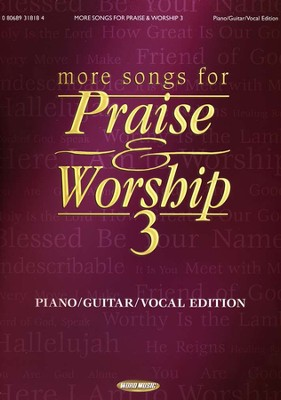 More Songs for Praise & Worship 3   -