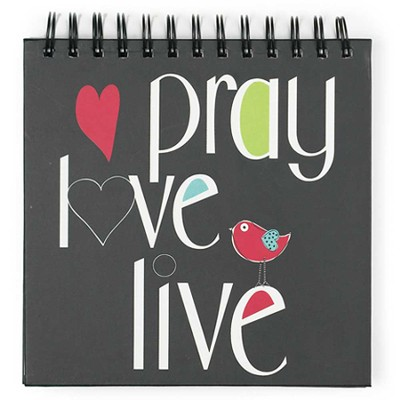 Pray, Love, Live Journal  -     By: Amylee Weeks