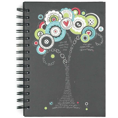 Tree of Verses Journal  -     By: Amylee Weeks