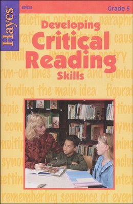 Developing Critical Reading Skills, Level C (Grade 5)   -
