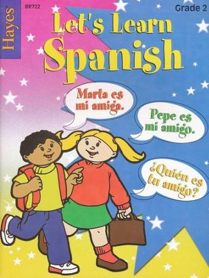 Let's Learn Spanish, Grade 2     -
