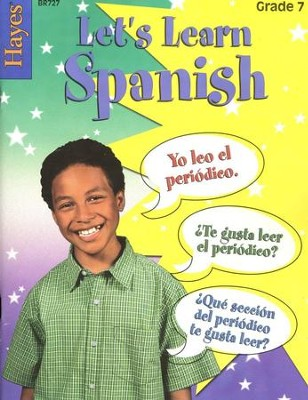 Let's Learn Spanish, Grade 7   -