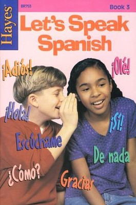 Let's Speak Spanish Book 3   -