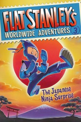 #3: The Japanese Ninja Surprise  -     By: Jeff Brown