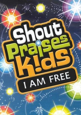 Shout Praises Kids: I Am Free DVD   -