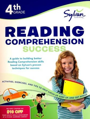 Fourth Grade Reading Comprehension Success (Sylvan Workbooks)  -     By: Sylvan Learning