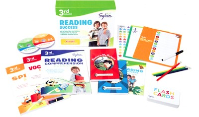 Third Grade Reading Success: Complete Learning Kit  -     By: Sylvan Learning