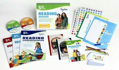 Fifth Grade Reading Success: Complete Learning Kit  -     By: Sylvan Learning