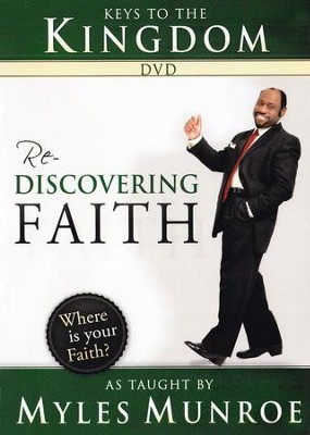 Keys to the Kingdom DVD   -     By: Myles Munroe