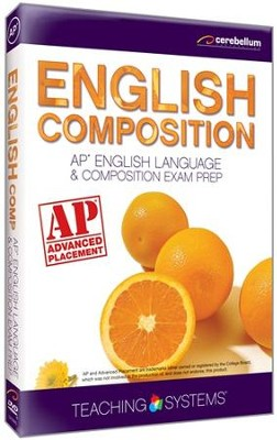 AP English Language & Composition Exam Prep (2 DVDs)  -