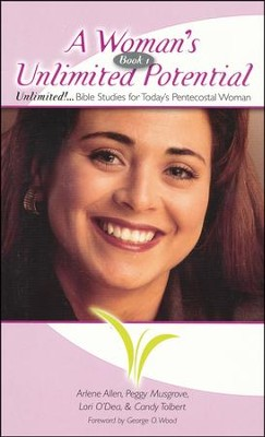 Woman's Unlimited Potential    -     By: Peggy Musgrove