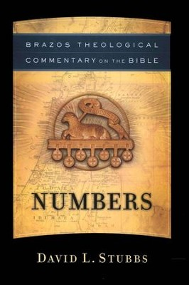 Numbers (Brazos Theological Commentary)  - Slightly Imperfect  -     By: David L. Stubbs