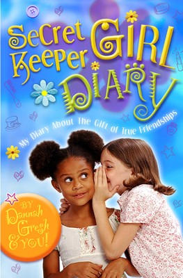 Secret Keeper Girl Kit #2 Diary  -     By: Dannah K. Gresh