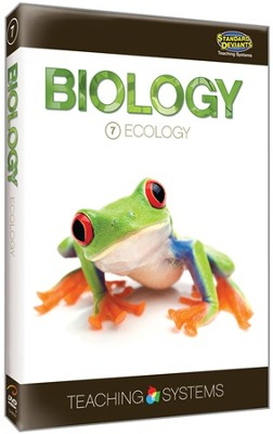 Module 7: Ecology 2 DVDs  -