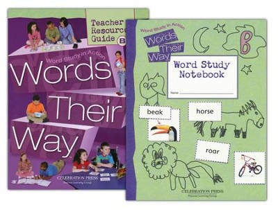Words Their Way 2nd Grade Homeschool Bundle   -