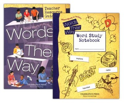 Words Their Way 4th Grade Homeschool Bundle   -