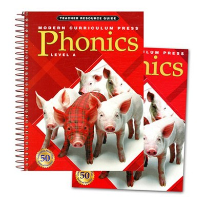 MCP Plaid Phonics 2003 1st Grade Homeschool Bundle   -