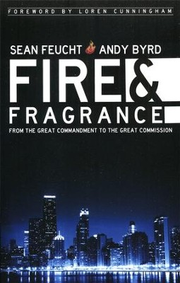 Fire & Fragrance   -     By: Andy Byrd, Sean Feucht