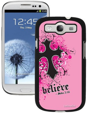Cross Galaxy 3 Case, Pink  -