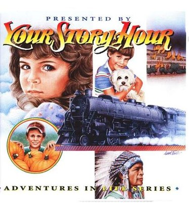 Adventures in Life, Your Story Hour Volume 8, Audiobook on CD    -