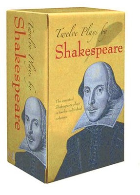 The Essential Shakespeare: 12 Great Plays  -     By: William Shakespeare