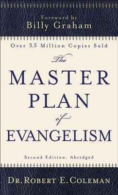 Master Plan of Evangelism, The - eBook  -     By: Robert E. Coleman