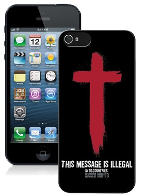 Illegal iPhone 5 Case  -