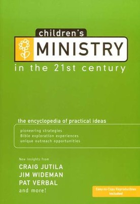 Children's Ministry in the 21st Century  -     By: Rich Chromey, Craig Jutila, Pat Verbal