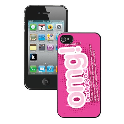 One Mighty God, iPhone 5 Case  -