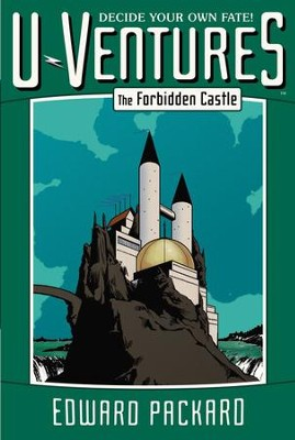 The Forbidden Castle  -     By: Edward Packard     Illustrated By: Drew Willis