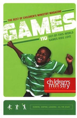 The Best of Children's Ministry Magazine Games  -