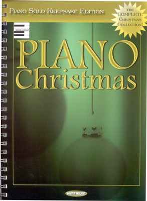 Piano Christmas: Keepsake Edition   -