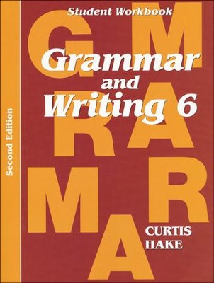 Saxon Grammar and Writing Grade 6 Student Workbook, 2nd Edition   -