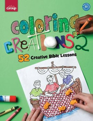 Coloring Creations 2  -