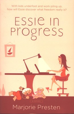 Essie in Progress  -     By: Marjorie Preston