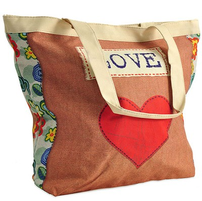 Let All That You Do Be Done in Love Tote  -