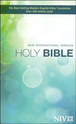 NIV Holy Bible, Compact Edition  - Slightly Imperfect  -