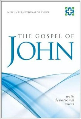 NIV Gospel of John NPKG Single  - Slightly Imperfect  -