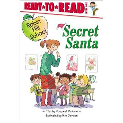 Secret Santa, Hardcover   -     By: Margaret McNamara     Illustrated By: Mike Gordon
