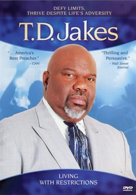 Living with Restrictions, DVD   -     By: T.D. Jakes