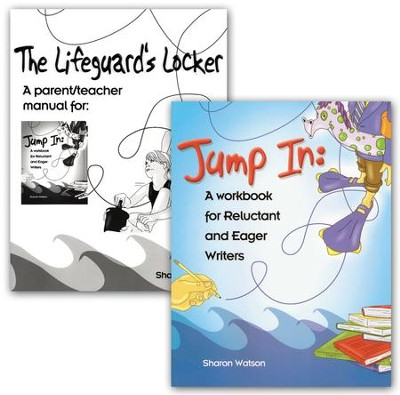 Jump In Kit 2 Volumes                                    -     By: Sharon Watson