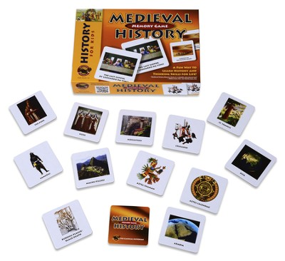 Medieval History Memory Game   -