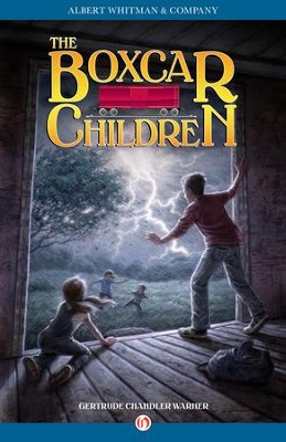 The Boxcar Children - eBook  -     By: Gertrude Chandler Warner     Illustrated By: L. Kate Deal