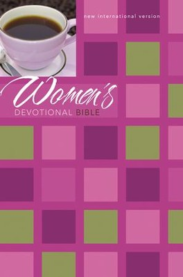 NIV Women's Devotional Bible, Hardcover  -