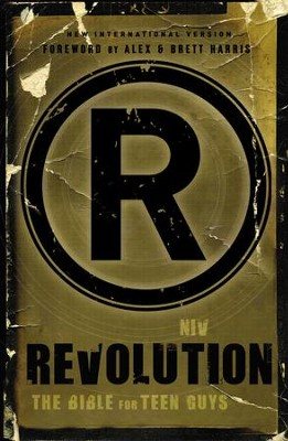 NIV Revolution: The Bible for Teen Guys: Updated Edition  -