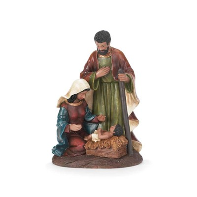 Holy Family Figurine, African American  -