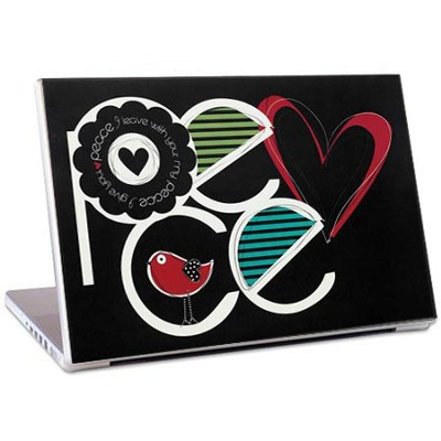 Peace Laptop Skin  -     By: Amylee Weeks